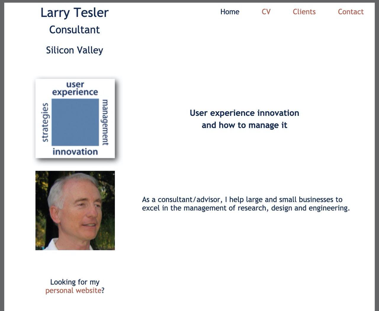 カット・コピー・ペーストなどのコマンドを発明したラリー・テスラー氏が死去
