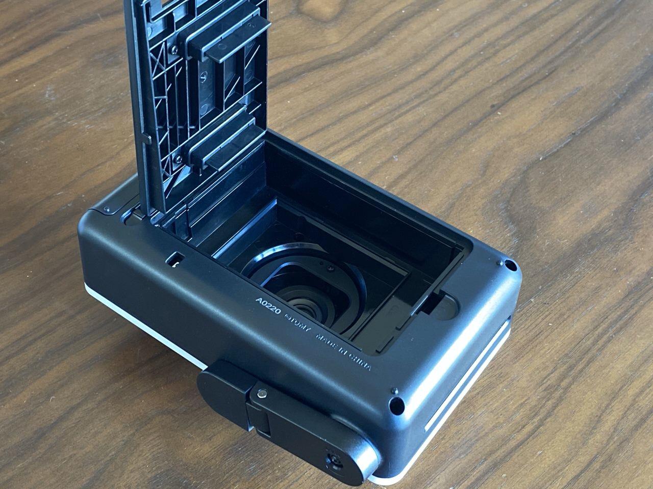 インスタントトイカメラ「Pixtoss(ピックトス)」10