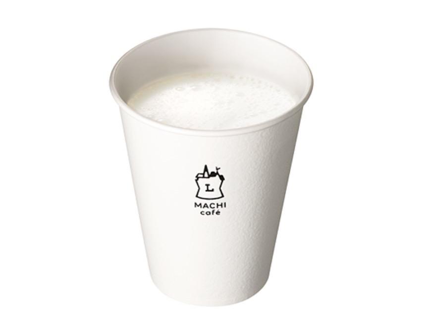 【ローソン】国内牛乳の消費支援目的に「ホットミルク」半額65円「カフェラテM」30円引120円で販売へ(3/9から)