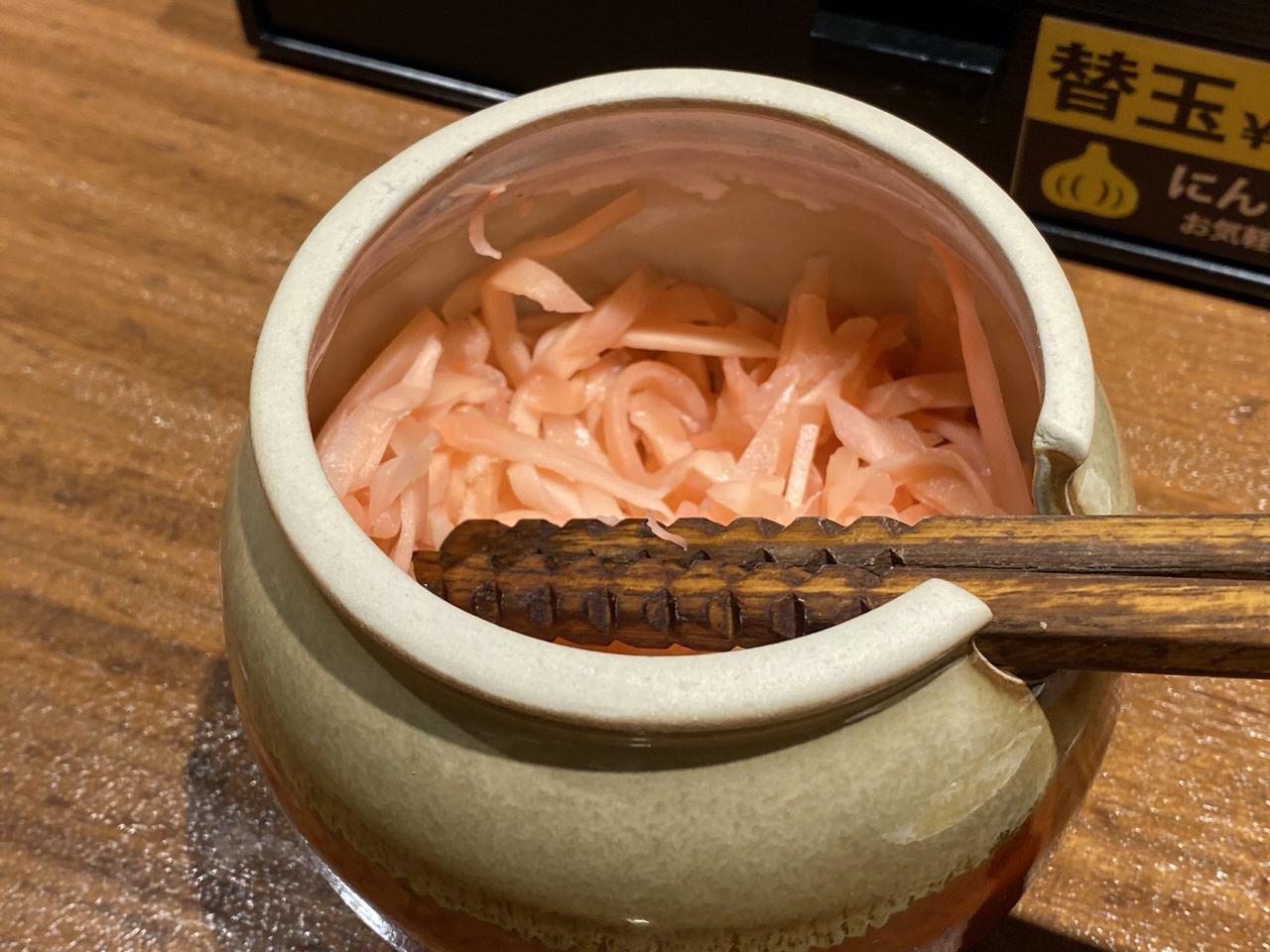 「ラーメン龍の家」(板橋・大山)5
