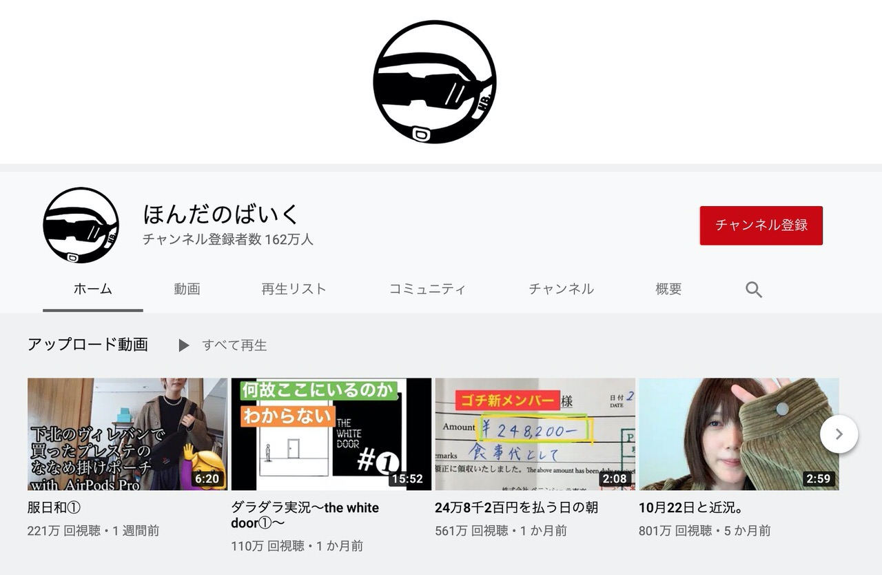 応援したくなる!かわいい女性Youtuberランキング1位は「本田翼」