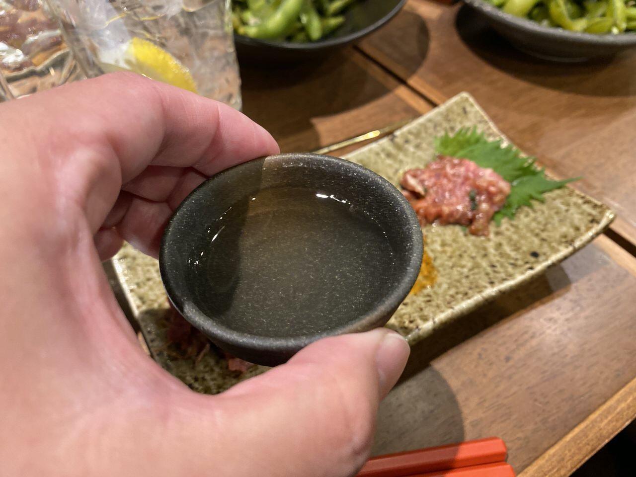 「秋葉原 肉寿司」10