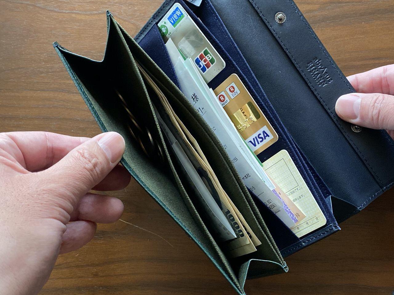 アブラサス「ツインズ財布」5