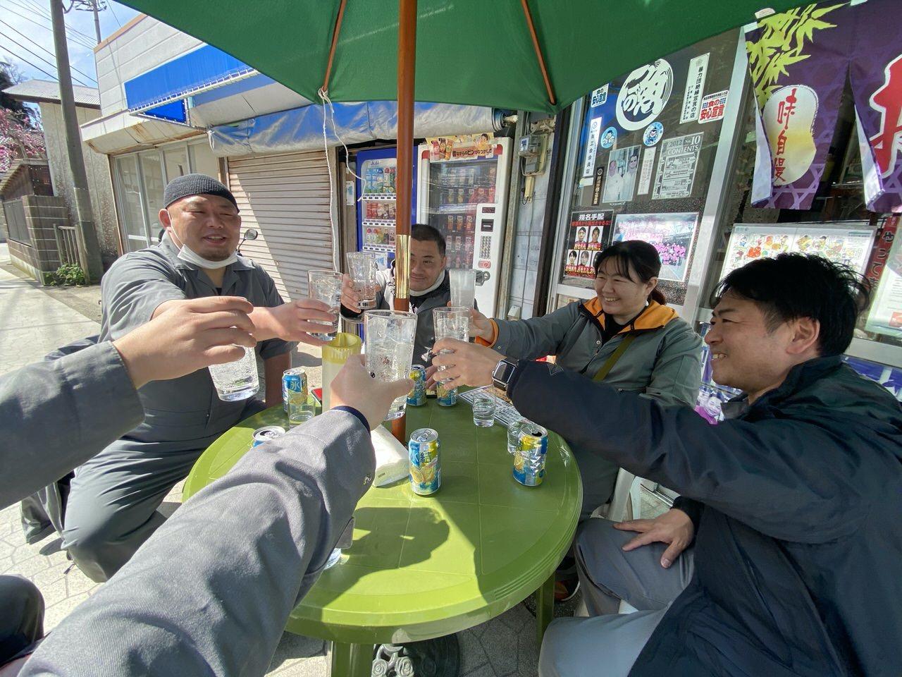 「お食事処 いしい」勝浦タンタンメン 8
