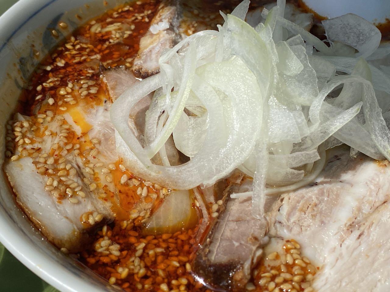 「お食事処 いしい」勝浦タンタンメン 11
