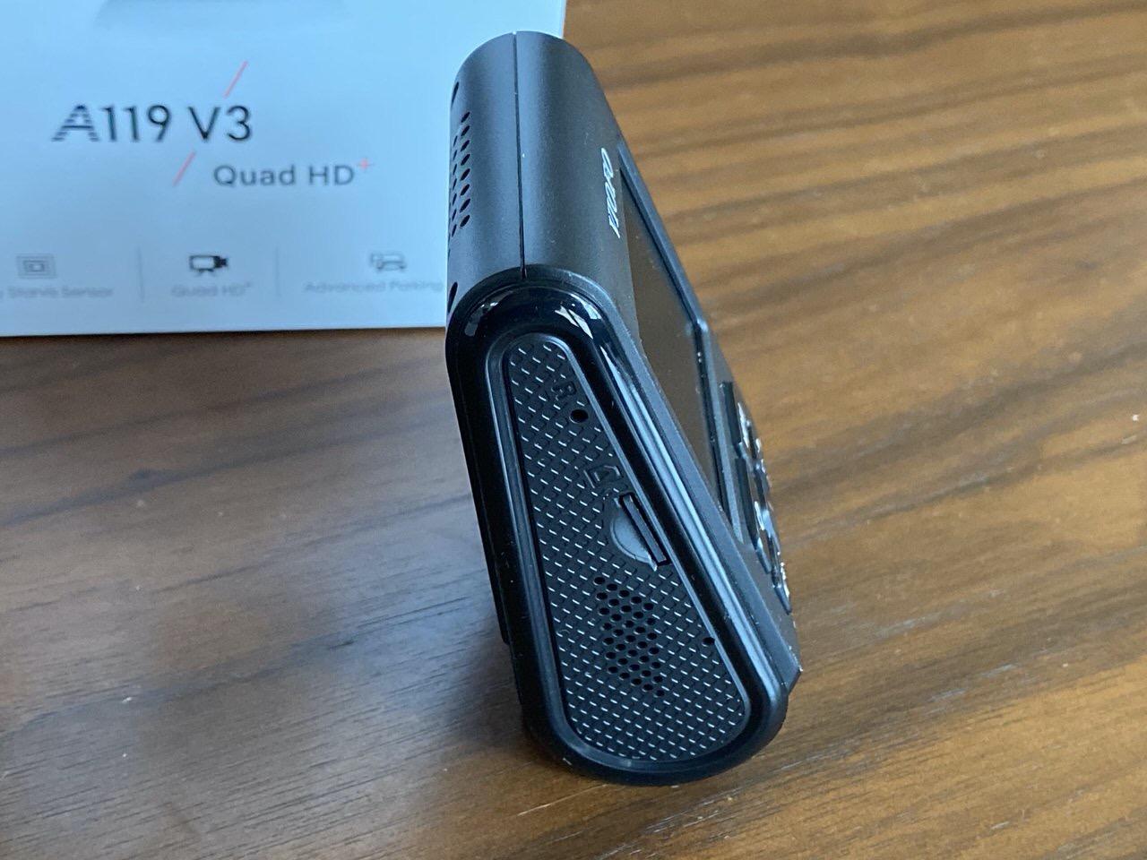 ドライブレコーダー「VIOFO A119 V3」5