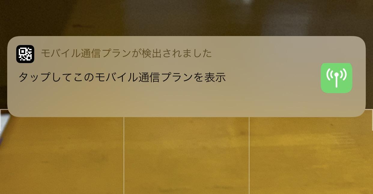 【楽天モバイル】iPhone 11でeSIM設定 15