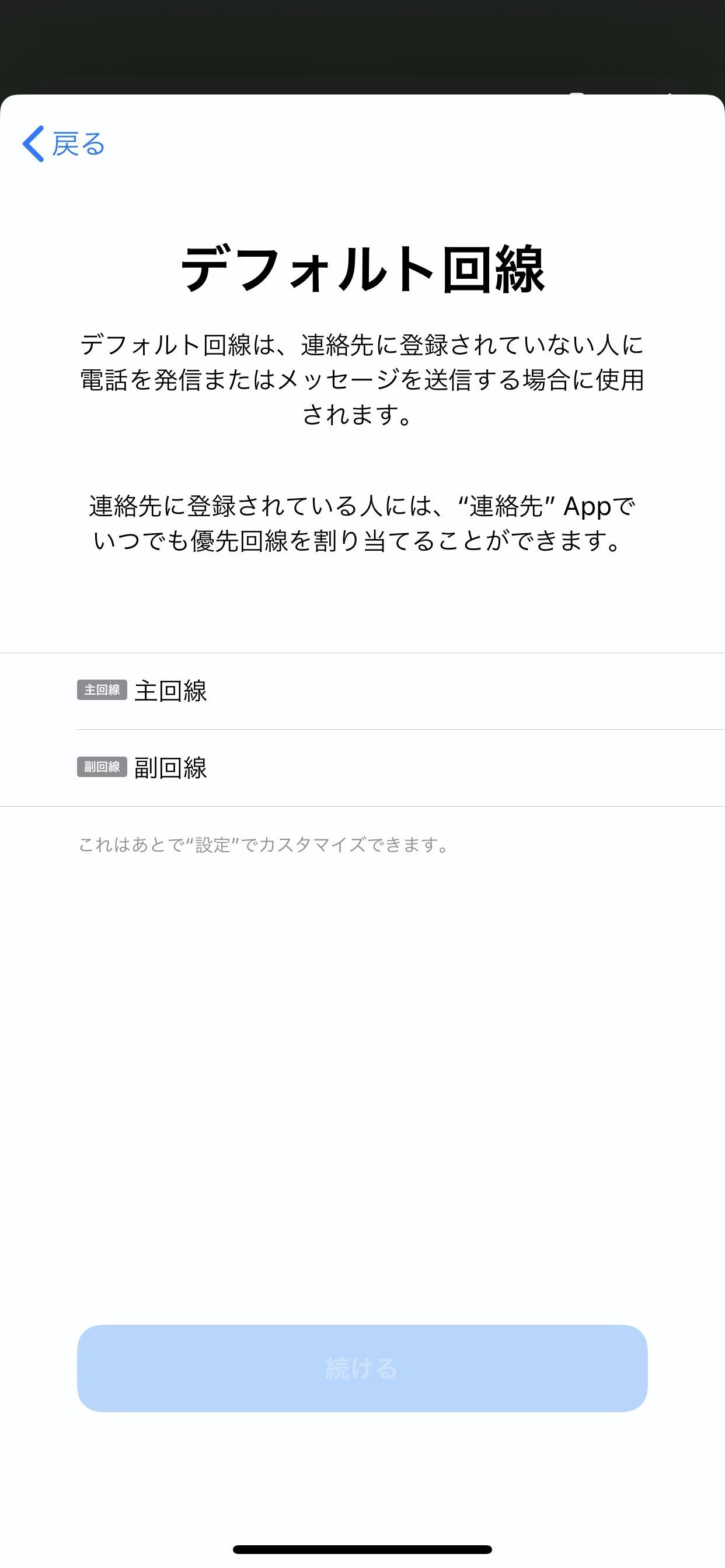 【楽天モバイル】iPhone 11でeSIM設定 19