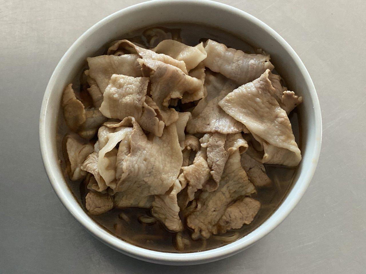 【テイクアウト】「ラーメン巌哲」中華そば 9