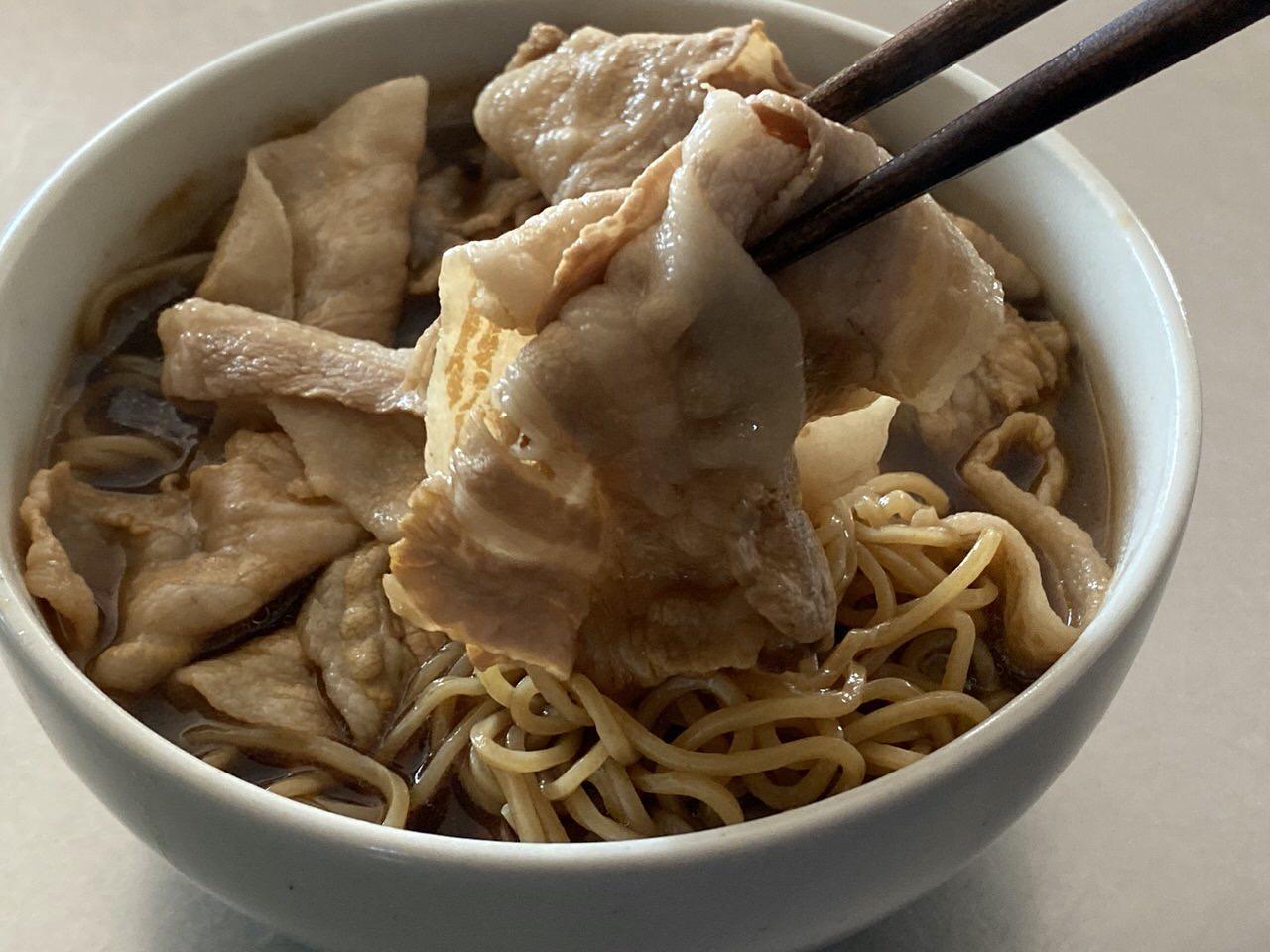 【テイクアウト】「ラーメン巌哲」中華そば 12