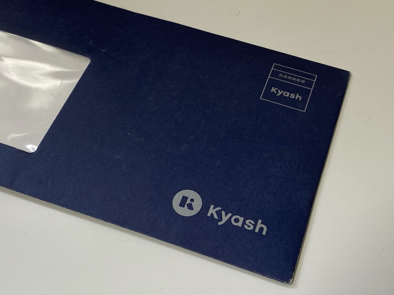 「Kyash Card」カード有効化&Apple Pay 1