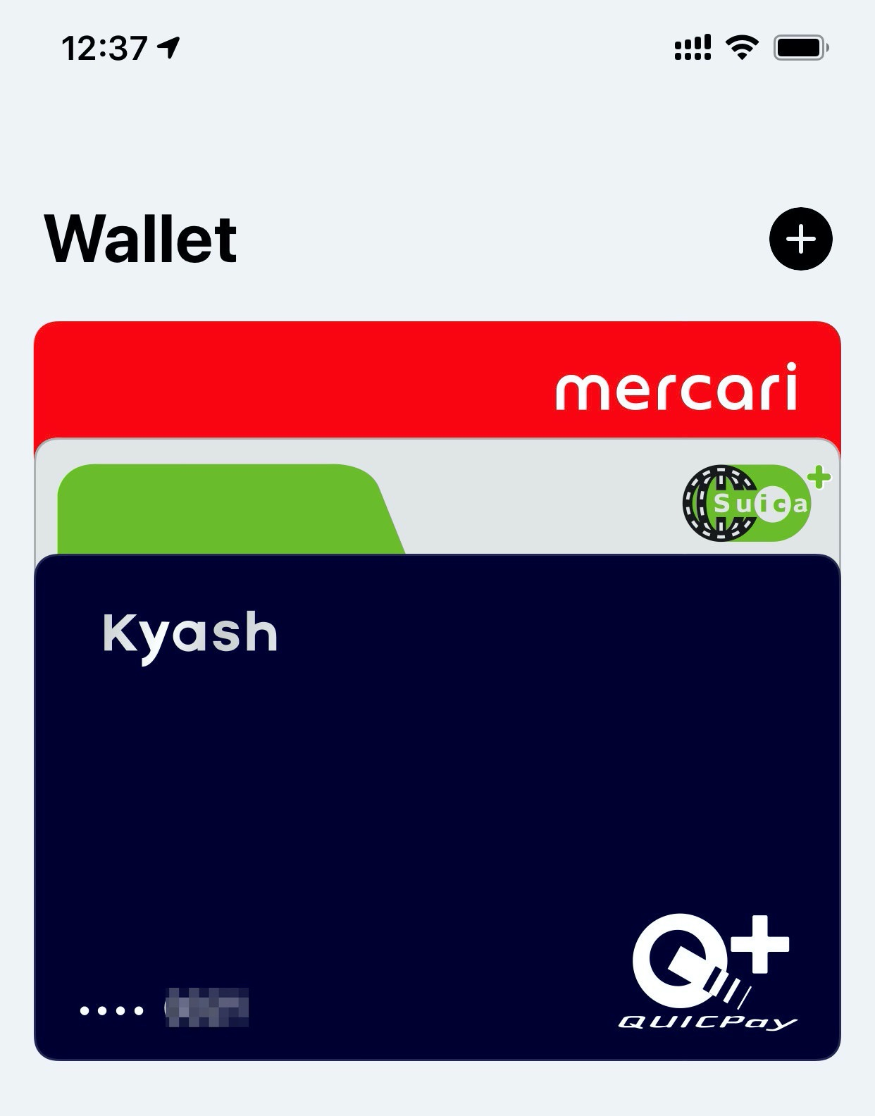 「Kyash Card」カード有効化&Apple Pay 16