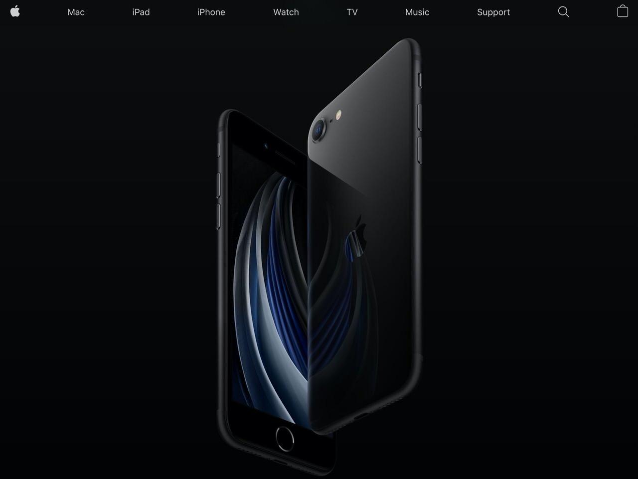 スマホデビュー&買い替えにぴったりな「iPhone SE」発表!iPhone 11 Proと同じチップを搭載し価格は44,800円から