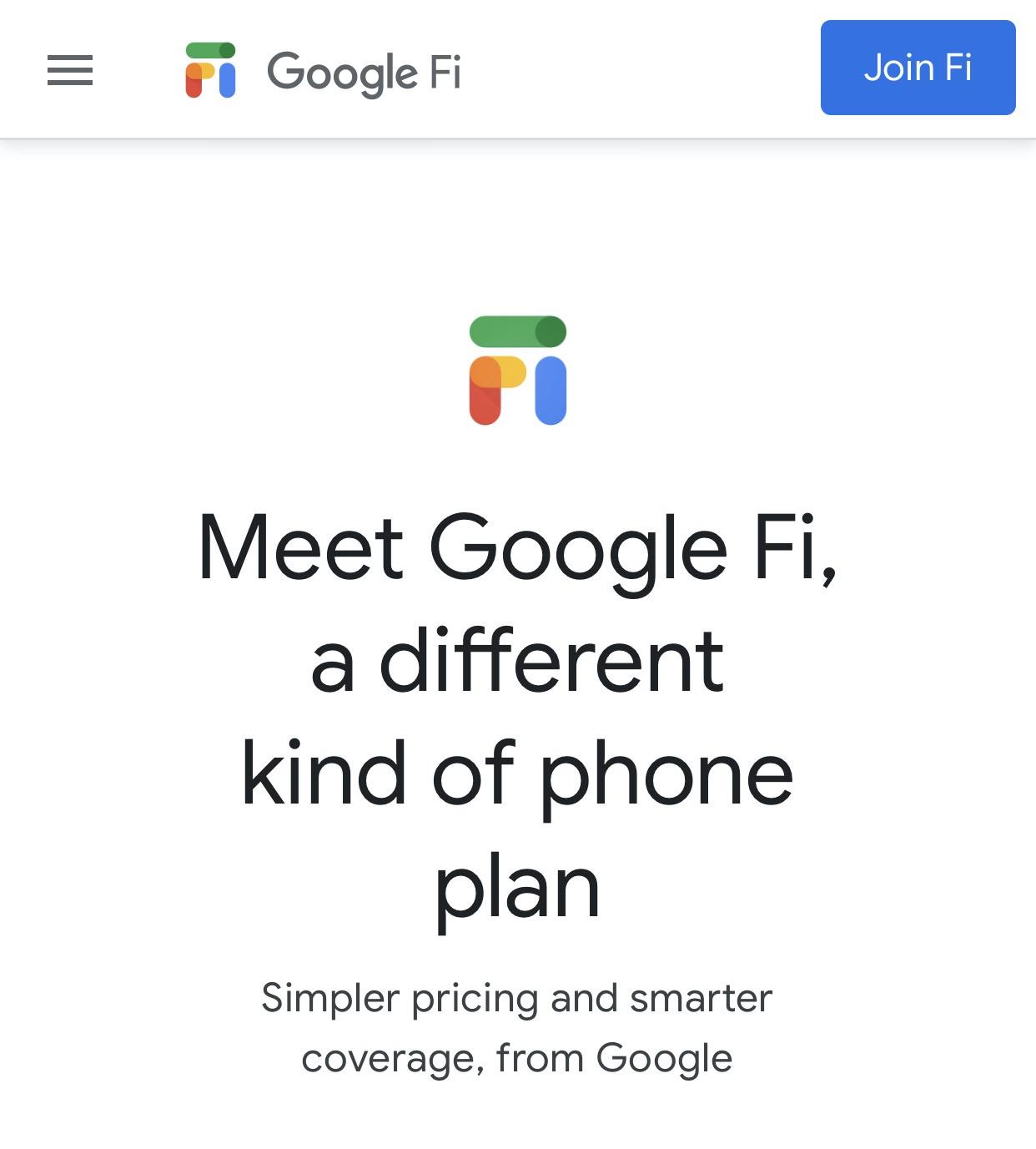 【Google Fi】eSIMがiPhoneでも利用可能に