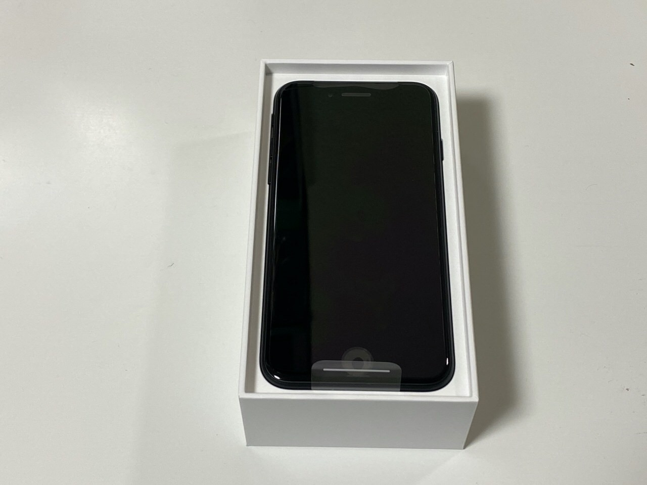 「iPhone SE」クイックスタートできない 3