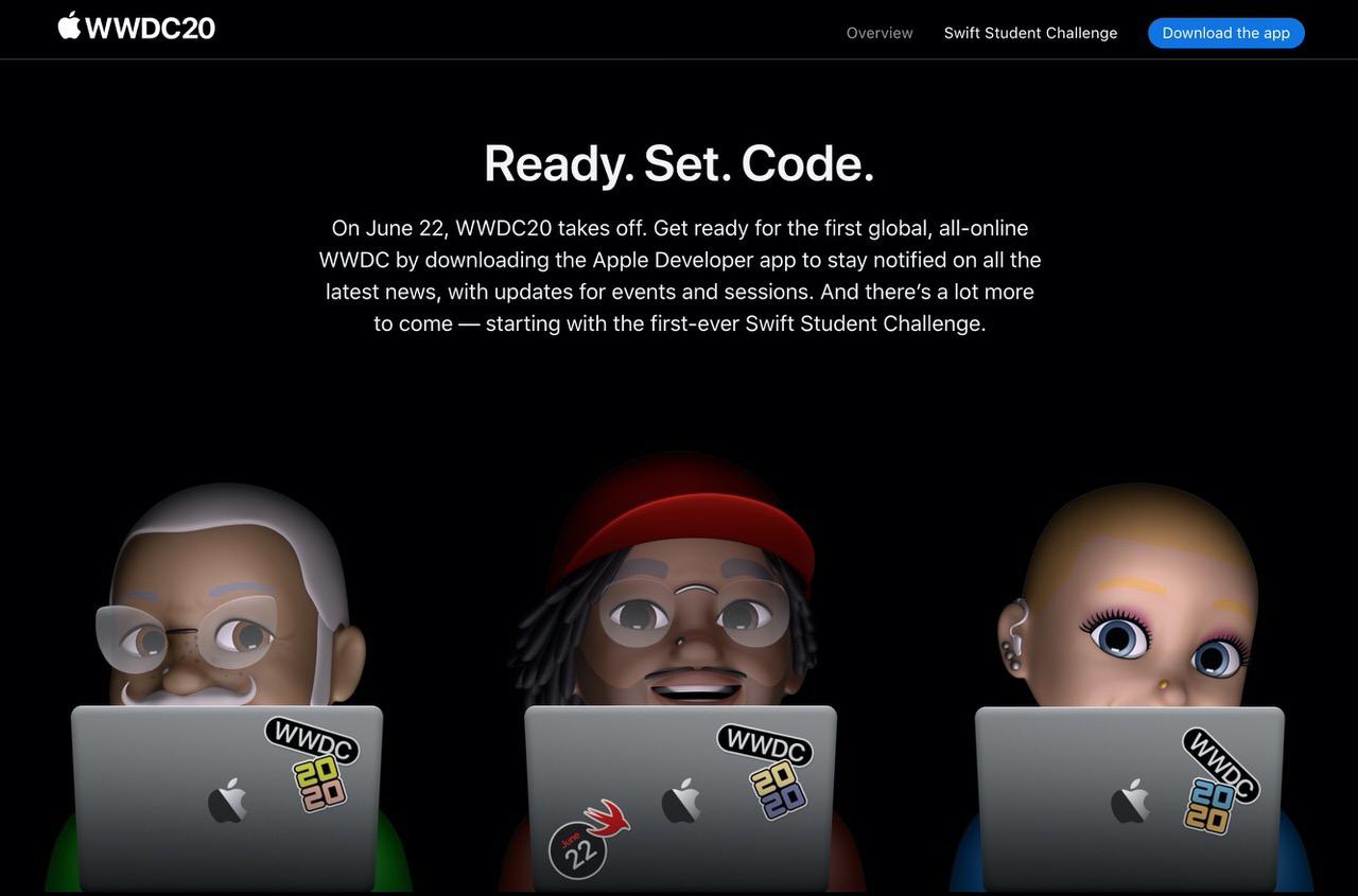 Apple、オンラインで「WWDC20」を開催へ(6/22〜)
