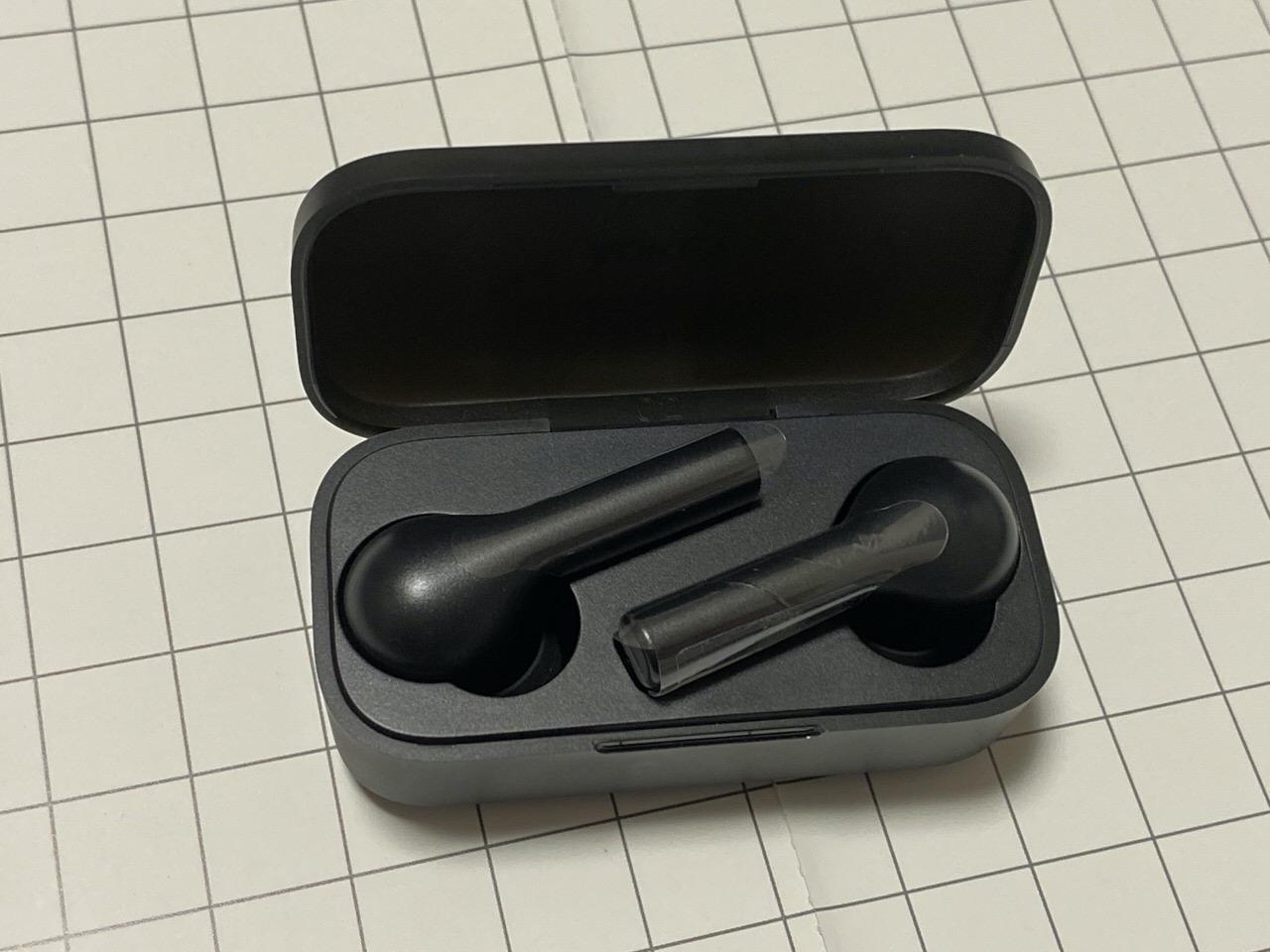 Amazonで30%オフのワイヤレスイヤホンが届いたので試してみた!取り出し即ペアリングはやはり良いしコスパ最高じゃないかな