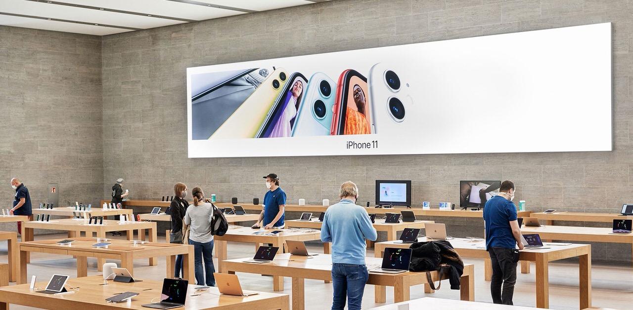 Apple、世界中で約100店舗のApple Storeが営業再開