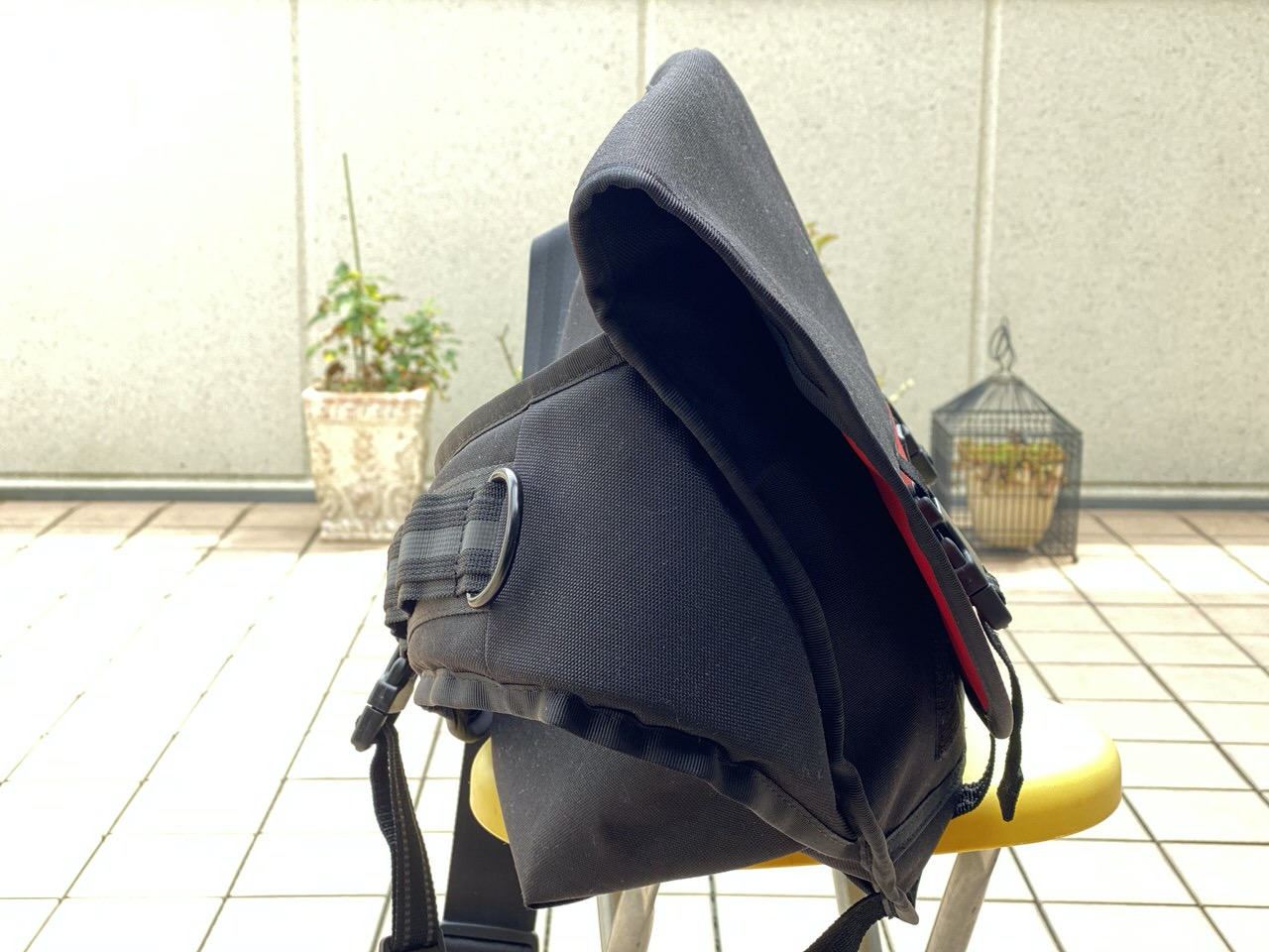 【CHROME】「CITIZEN MESSENGER BAG」3