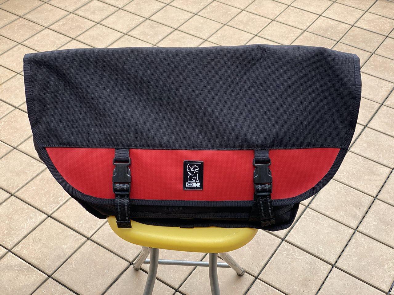 【CHROME】「CITIZEN MESSENGER BAG」1