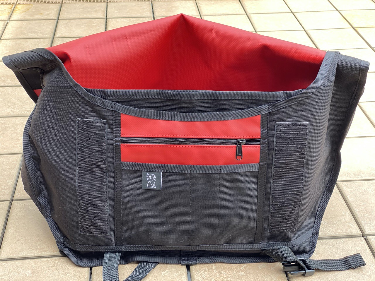 【CHROME】「CITIZEN MESSENGER BAG」12
