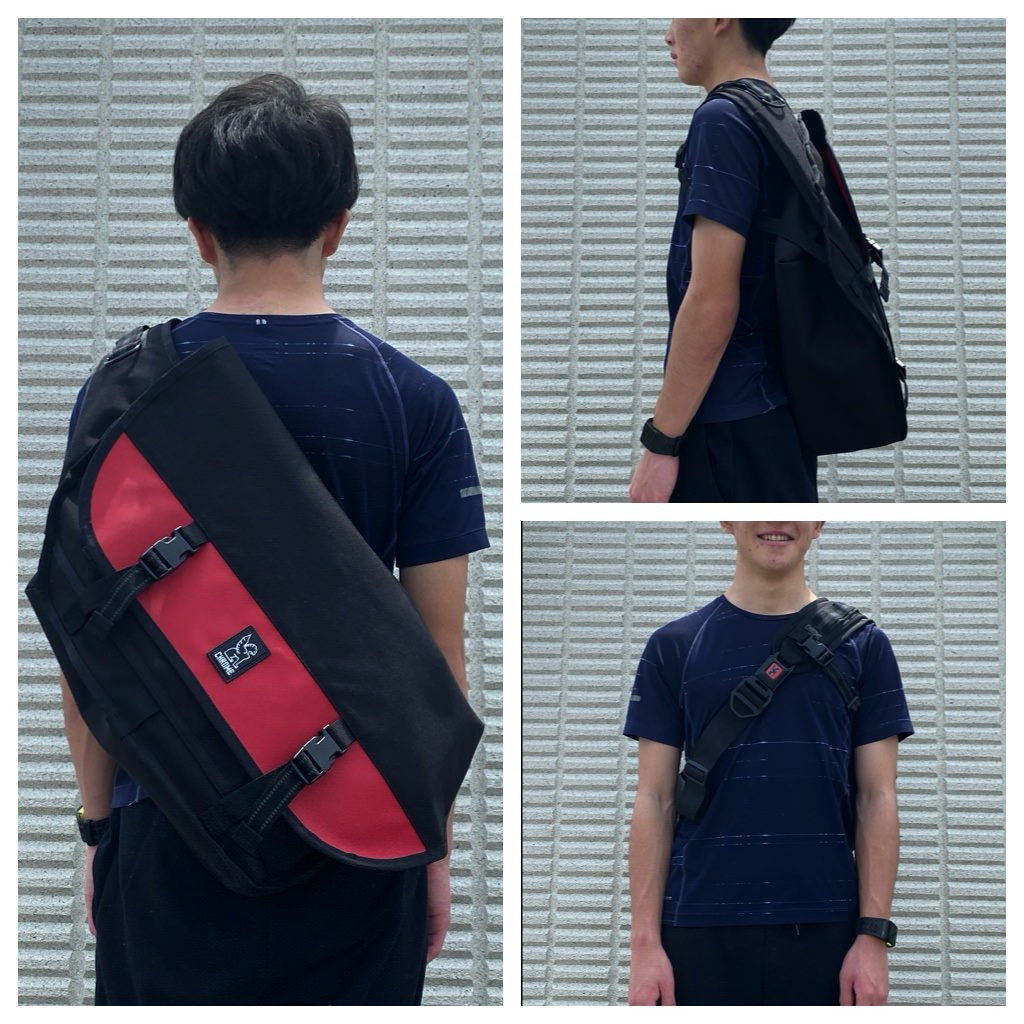 【CHROME】「CITIZEN MESSENGER BAG」15