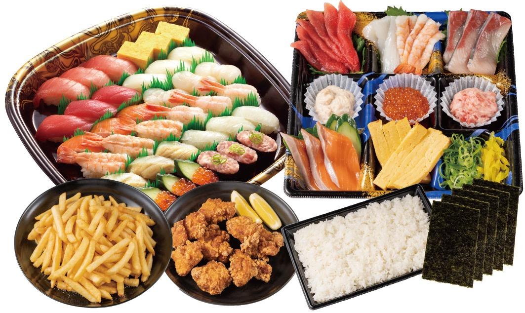 【かっぱ寿司】大トロ・中トロ・漬け風まぐろなど6種類のマグロネタが楽しめる「超鮪づくしセット」6月3日より発売