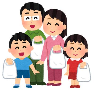コンビニレジ袋、2020年7月1日から1枚3円に有料化