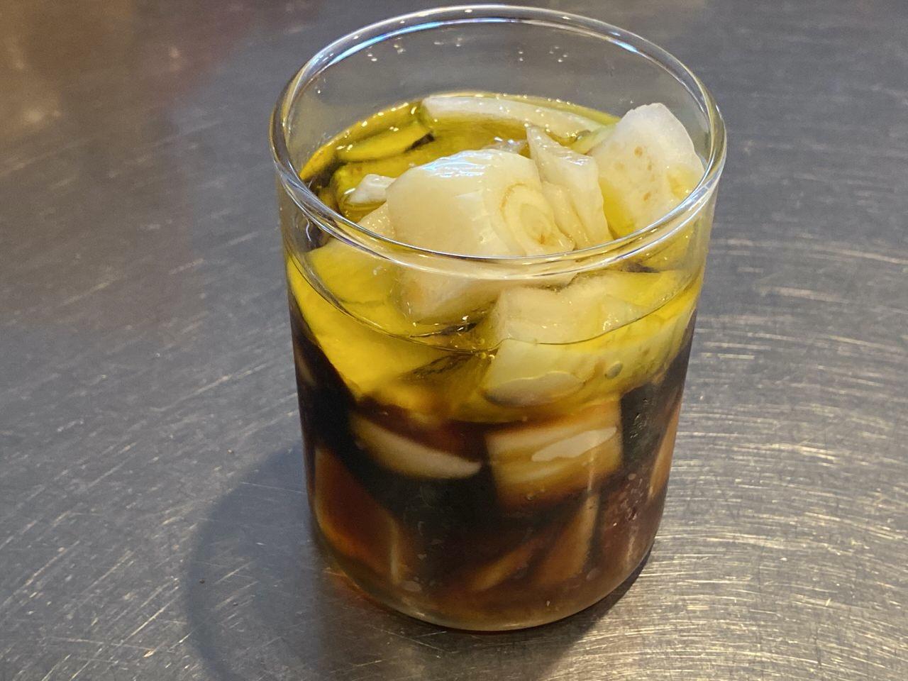 「玉ねぎの醤油漬け」レシピ 3