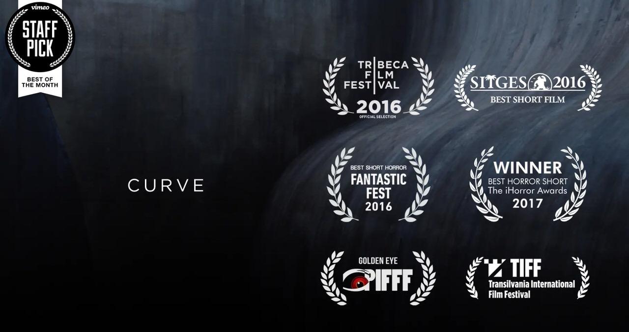 【閲覧注意】人生で最も短く感じた10分間!短編映画「CURVE」の緊張感がヤバい