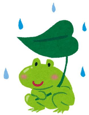 関東地方が6月11日に梅雨入り(2020)