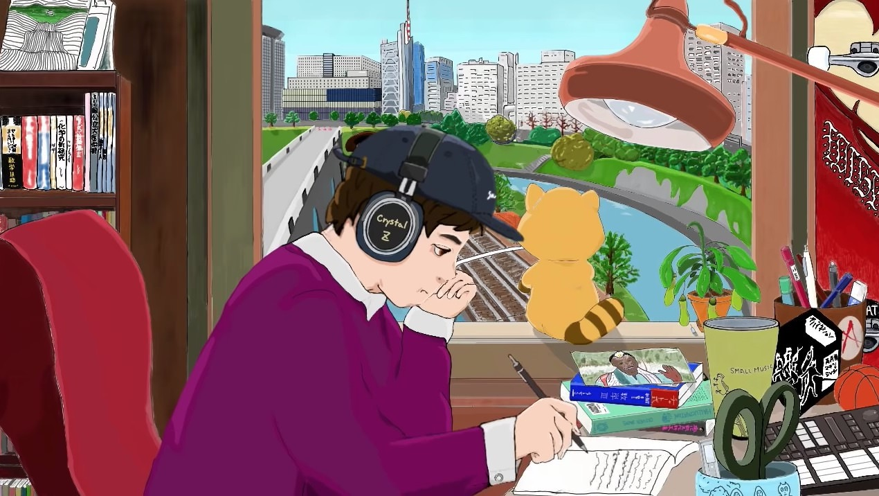 crystal-z「Sai no Kawara」ローファイ・ヒップホップが心地良いと思って聴いていたら、ある社会問題の当事者だった。