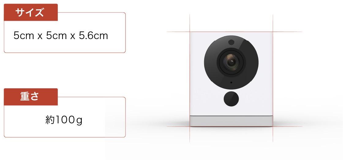 機能てんこ盛りなのに2,500円のスマートホームカメラ「ATOM Cam」販売台数1万台を突破!