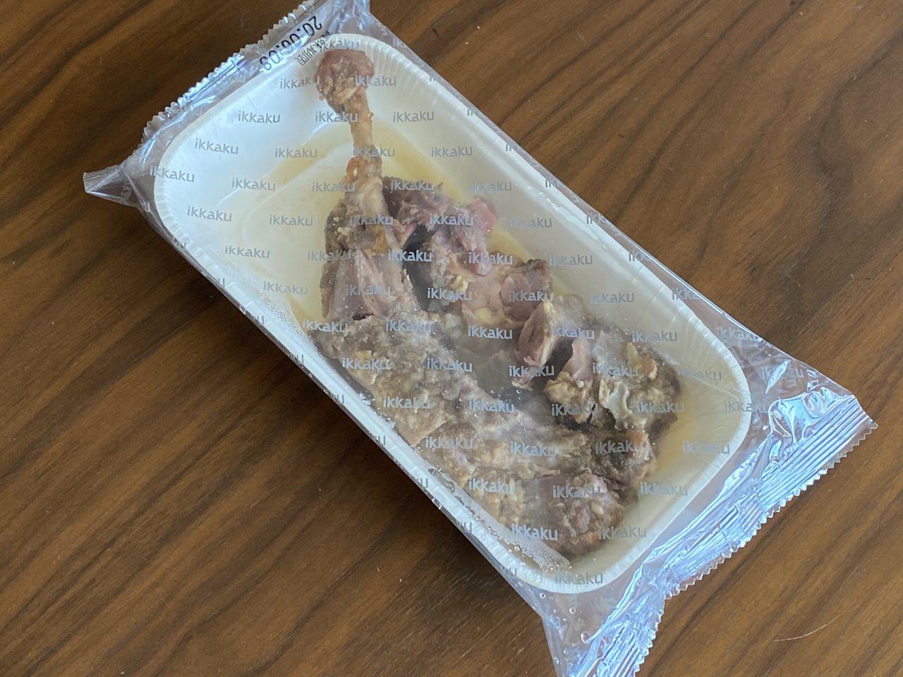 香川「一鶴の骨付鳥」3