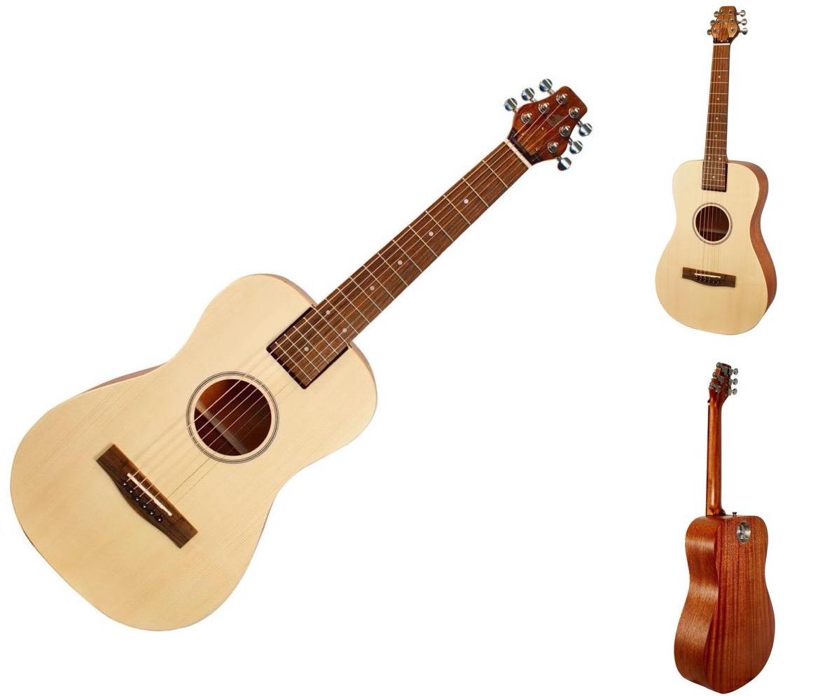 バックパックで運べるJourneyトラベルバッグギター「PJ410Nパドルジャンパー」期間限定でキャンペーン価格で販売