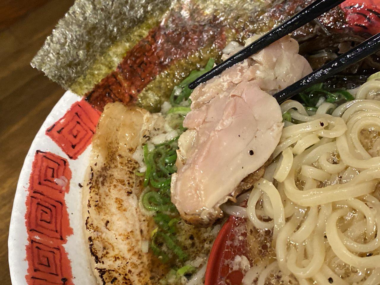 「麺屋 八頭龍(おろち)」八頭龍ラーメン 13