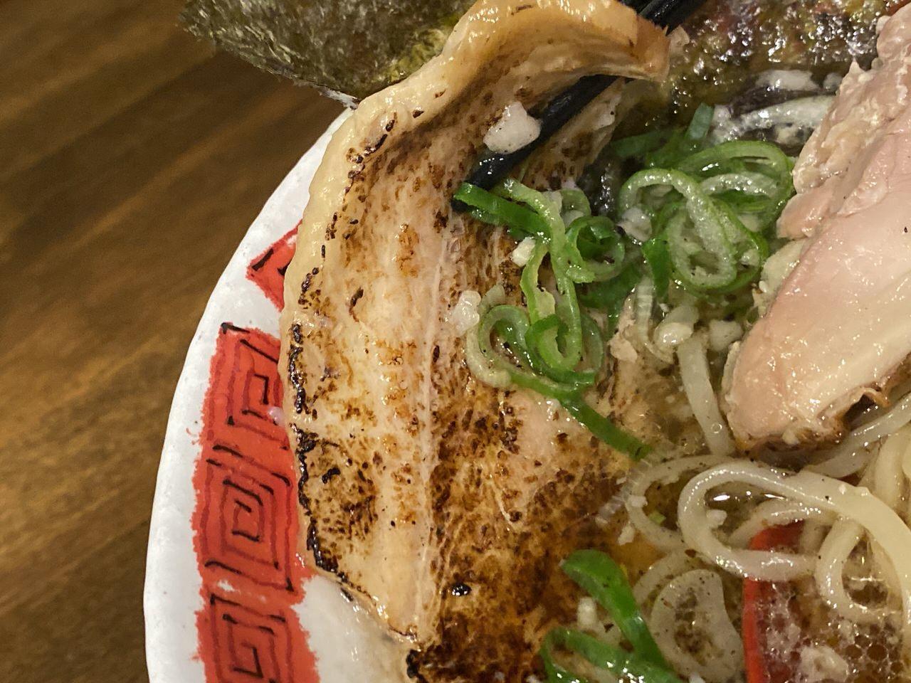 「麺屋 八頭龍(おろち)」八頭龍ラーメン 14