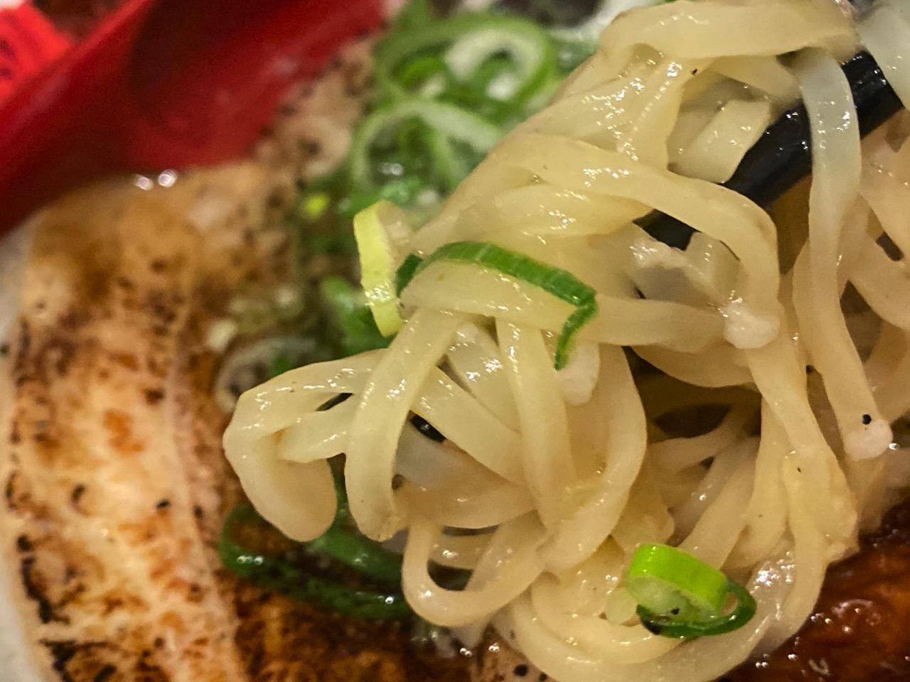 「麺屋 八頭龍(おろち)」八頭龍ラーメン 12