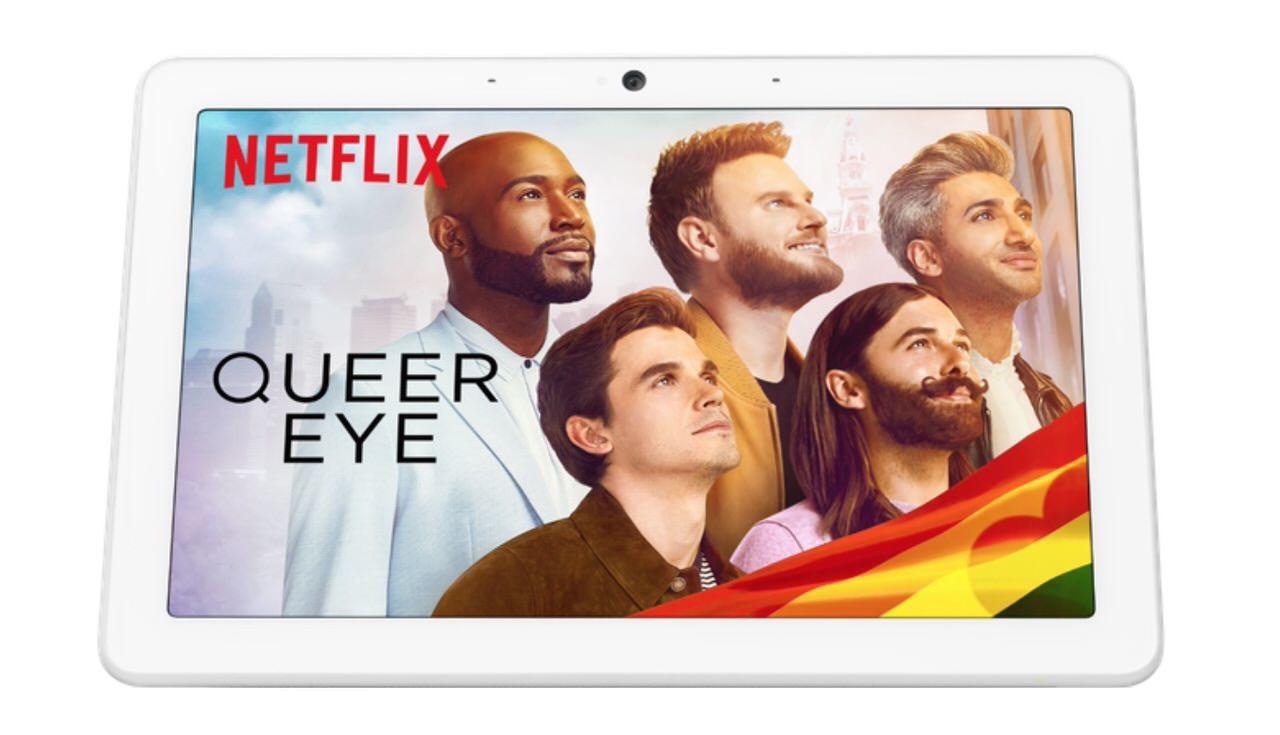 Googleのスマートディスプレイ「Nest Hub」「Hub Max」で「Netflix」が再生可能に