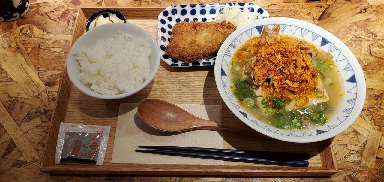 【ごちとん】「豚キムチとん汁」4