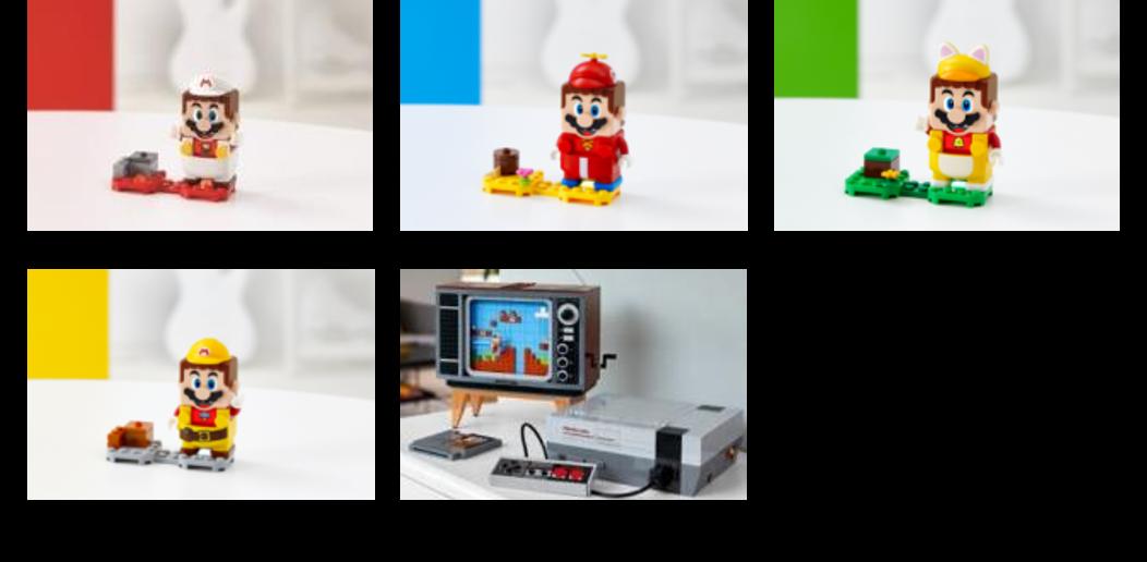 「レゴ スーパーマリオ」発売記念!期間限定で「レゴ ポップアップストア」全国5店舗オープン