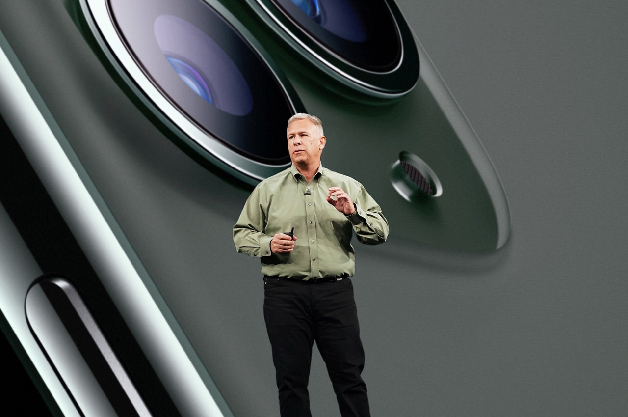 Phil Schiller、Apple Fellowに昇格