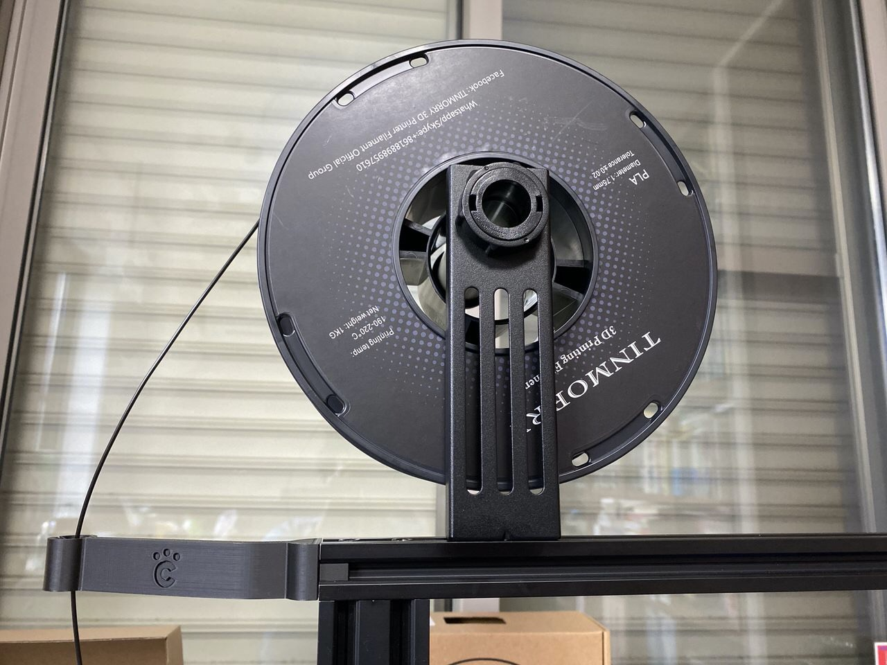 【3Dプリンター】フィラメント用の防湿庫 4