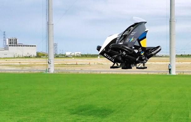 テトラ・アビエーション、福島ロボットテストフィールドで行われたeVTOL(空飛ぶクルマ)の飛行試験をYouTubeで公開