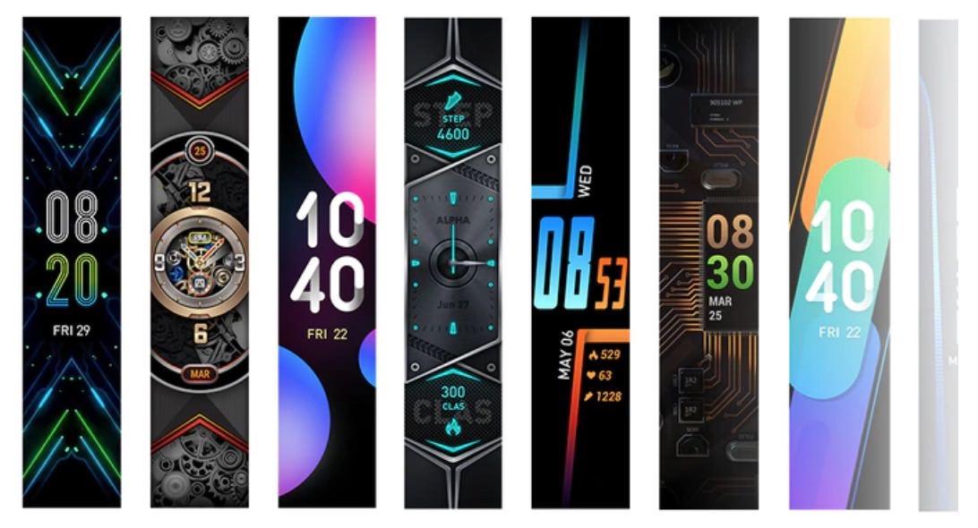 縦長ロングサイズの4.01インチディスプレイを搭載したスマートウォッチ「Nubia Watch」Kickstarterに登場