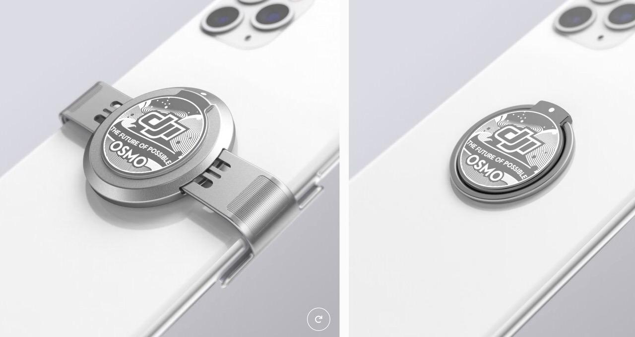 スマートフォンジンバル「DJI OM 4」磁石で取り付けられるのがとても良さそうだ‥‥