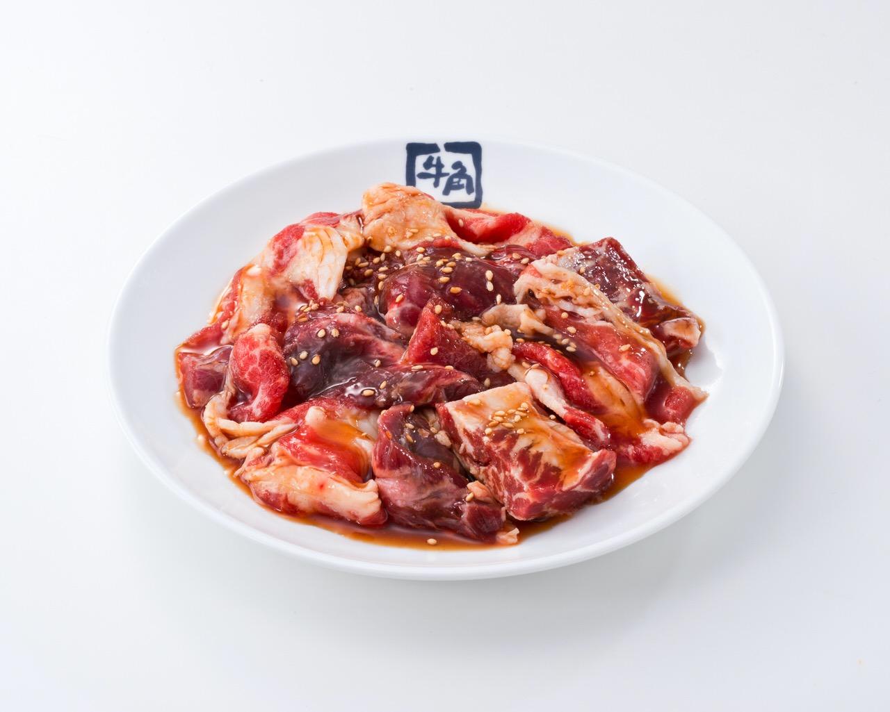 【牛角】肉+おつまみ2品+ごはん+飲み放題で980円のお一人様向け「焼肉定食」を開始
