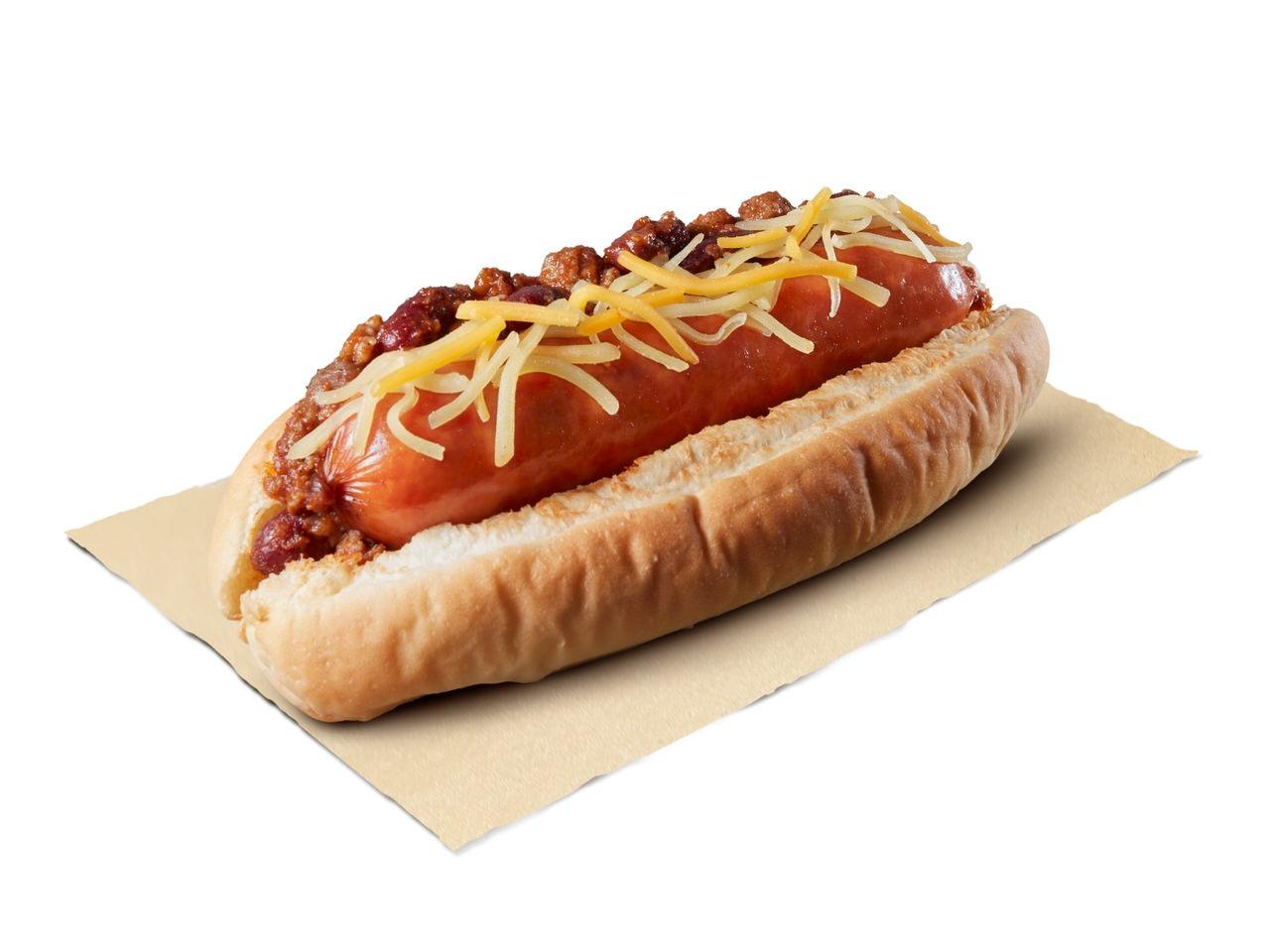 【ジョンソンヴィル × バーガーキング】スパイス11種の本格チリビーンズソース&チーズを添えた「チリ・キングドッグ」9月4日発売開始