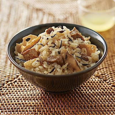 【無印良品】「炊き込みごはんの素 いかと生姜のごはん」「炊き込みごはんの素 沖縄風豚角煮ごはん」9月9日より発売開始
