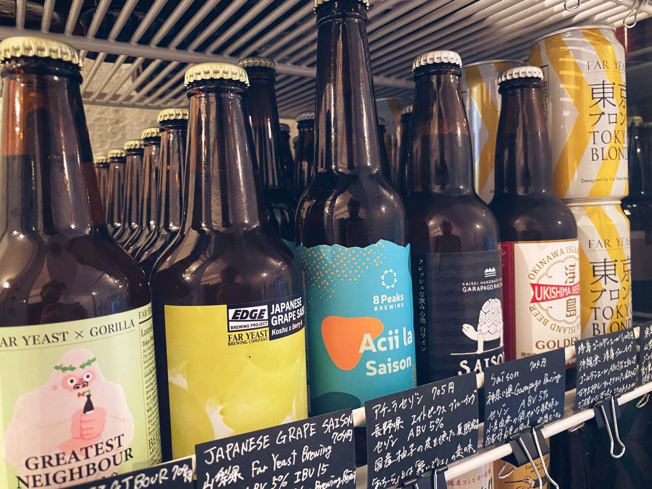 裏原宿にテイクアウト専門クラフトビールショップ「threefeet Tokyo」がオープン